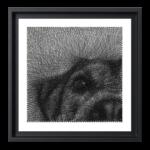 String Art Dog2