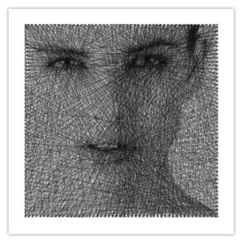 Tableau string art pure