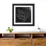 stirng-art gorille
