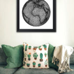 Tableau de La Terre