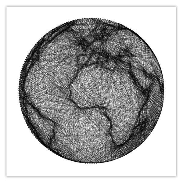 Tableau Needle La Terre