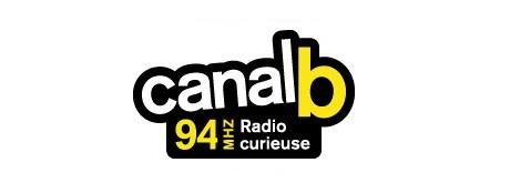 logo radio CanalB