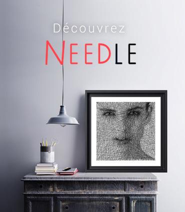 Needle-Art-Concept