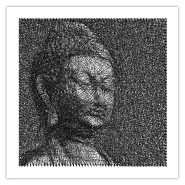 Tableau Needle Buddha