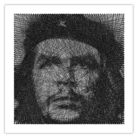 Tableau Che Guevara