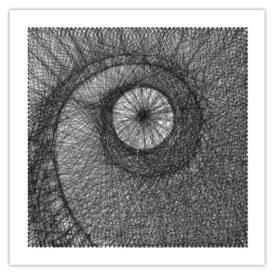 Tableau Needle infini