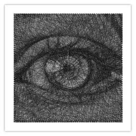 Tableau Needle Oeil
